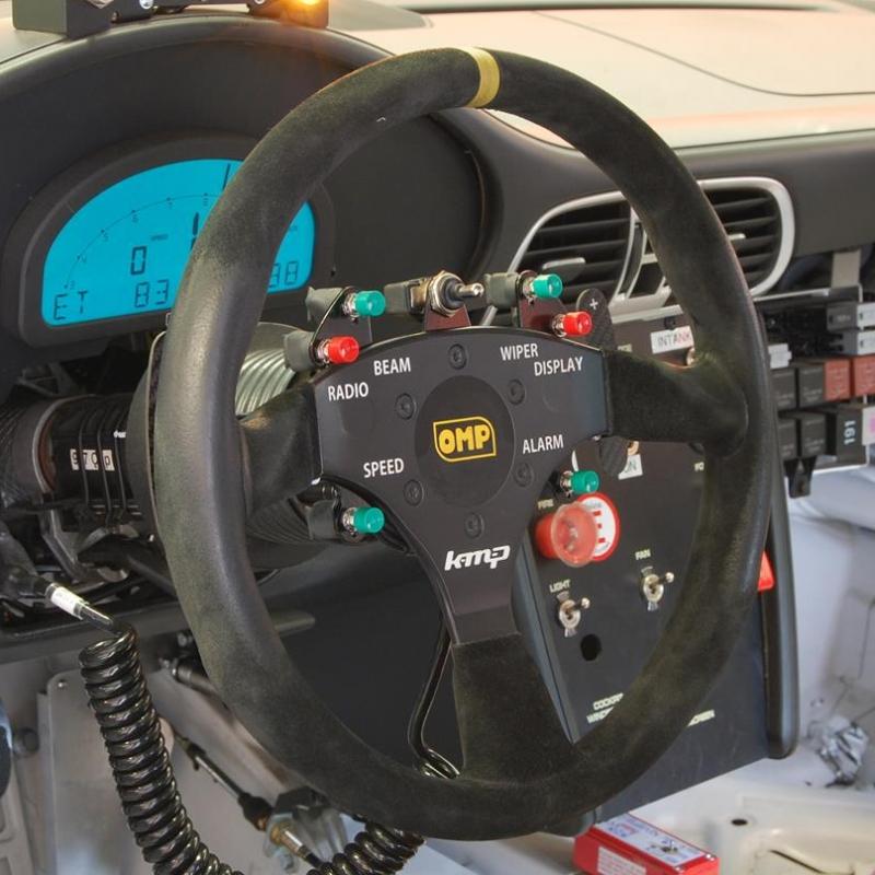 Porsche 997 Paddleshift – KMP Drivetrain Solutions