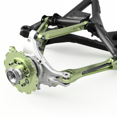 BMW M3/M4 <span>Five-link rear axle</span>