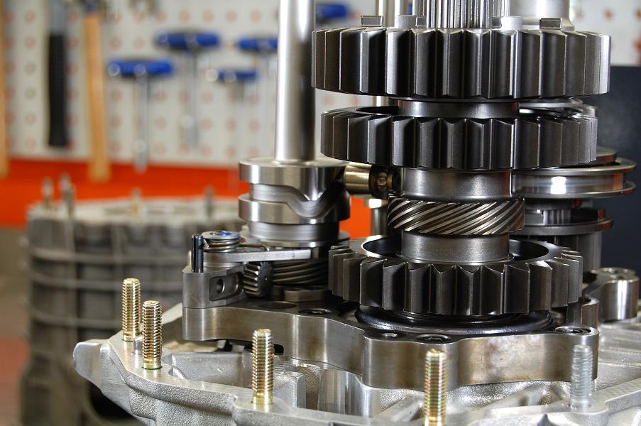 Sequential gearbox rebuild