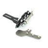 Blip cylinder kit D4 - Pedal mounted