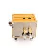 Dual valve block