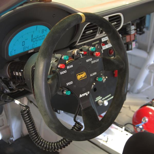 Porsche 997 Paddleshift kit
