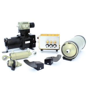 KMP Universal paddleshift components