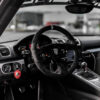 KMP Porsche 997/987 Racing wheel close-up