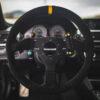 F80 BMW M3 Racing Wheel close-up 1