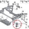 BMW FRONT ARM BUSHING