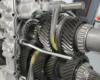 Bugatti Veyron gearbox close-up